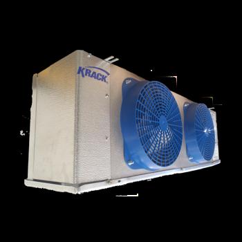 Evaporador marca krack para cuartos frios