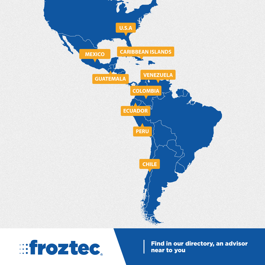 Industrial refrigeration in lationoamerica