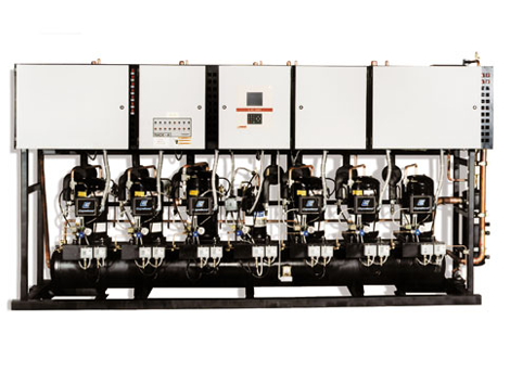 compressor is one of the four most important equipment for a refrigeration system