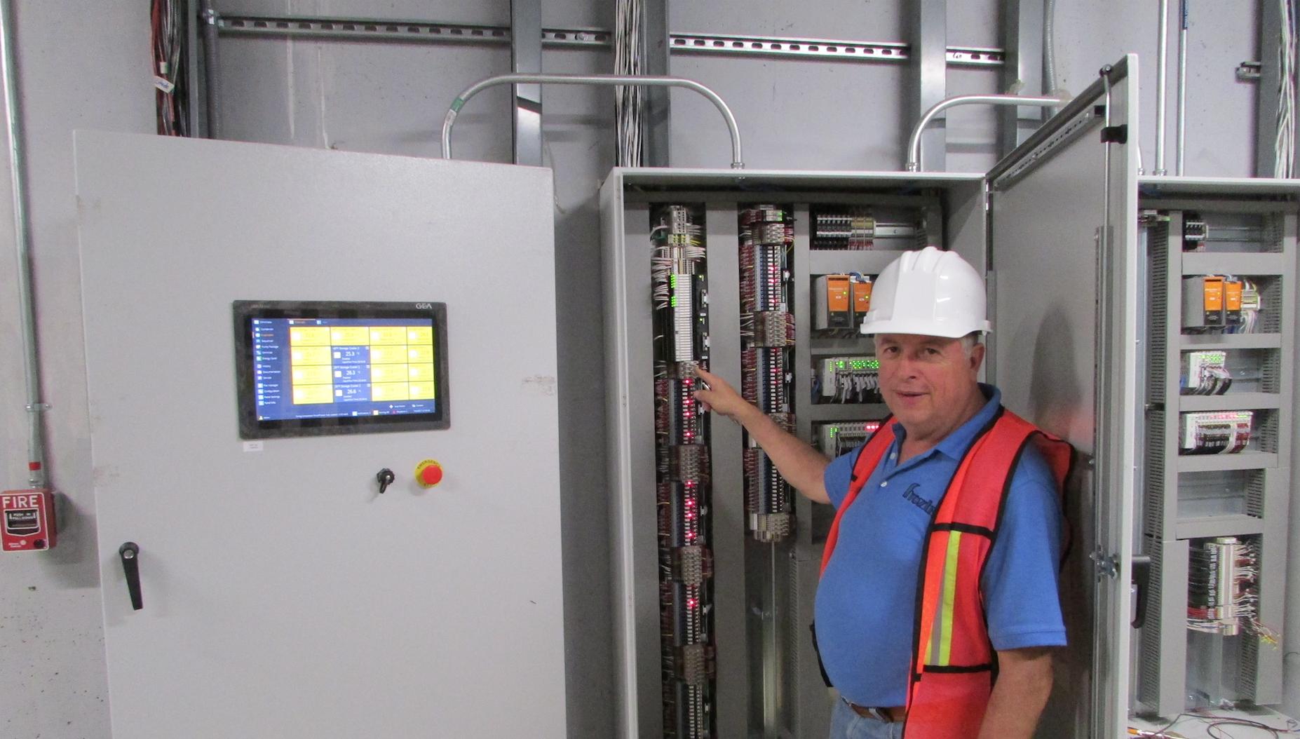 Tipos de mantenimiento para sistemas de refrigeración industrial