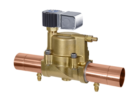 Pressure and filter regulation valves and oil control systems- Sporlan