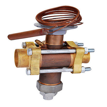 Valvula de expansion termostatica- Sporlan