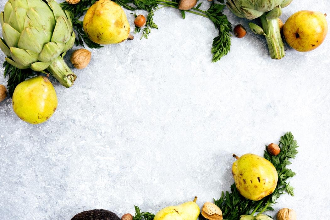 Control de humedad relativa en alimentos
