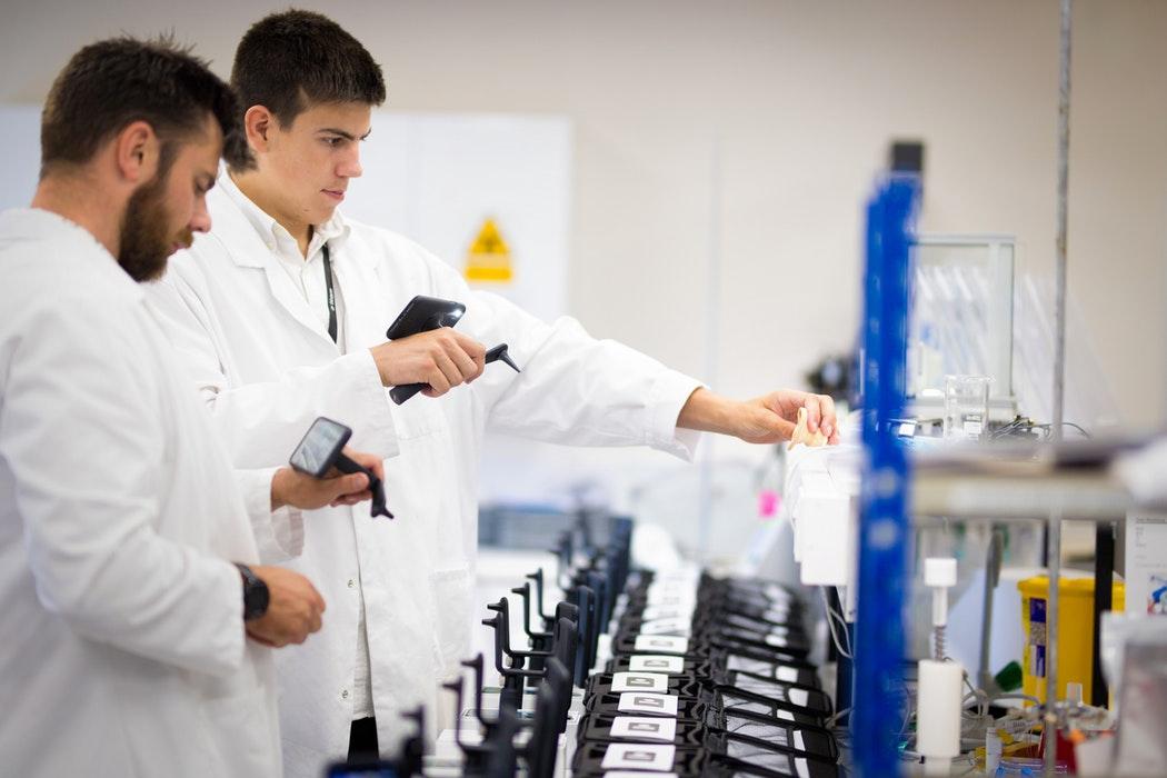 Deshumidificacion en laboratorios y hospitales