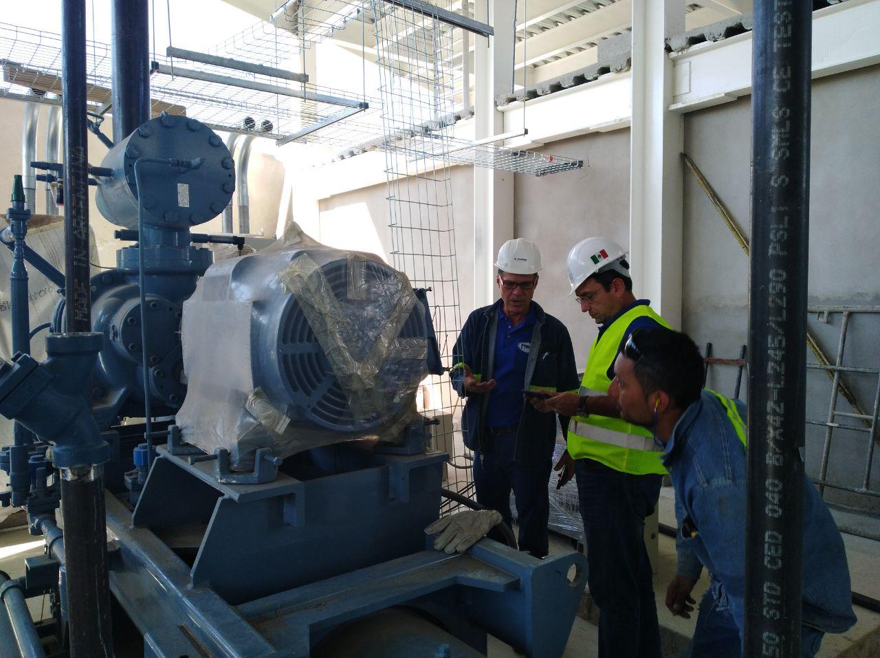 mantenimiento de un proyecto de refrigeracion