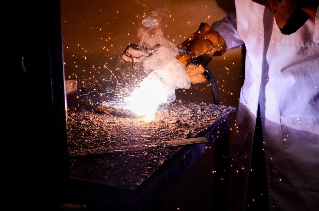 intercambiador de calor para produccion de aluminio o acero